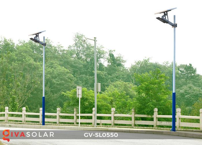 Đèn đường năng lượng mặt trời SL0550 10
