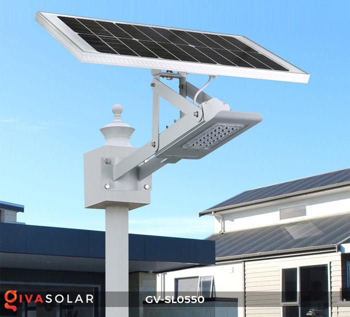 Đèn đường năng lượng mặt trời SL0550 12