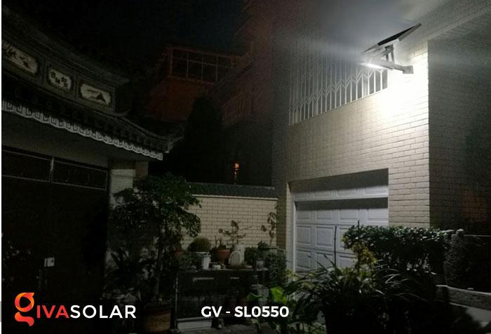 Đèn đường năng lượng mặt trời SL0550 15