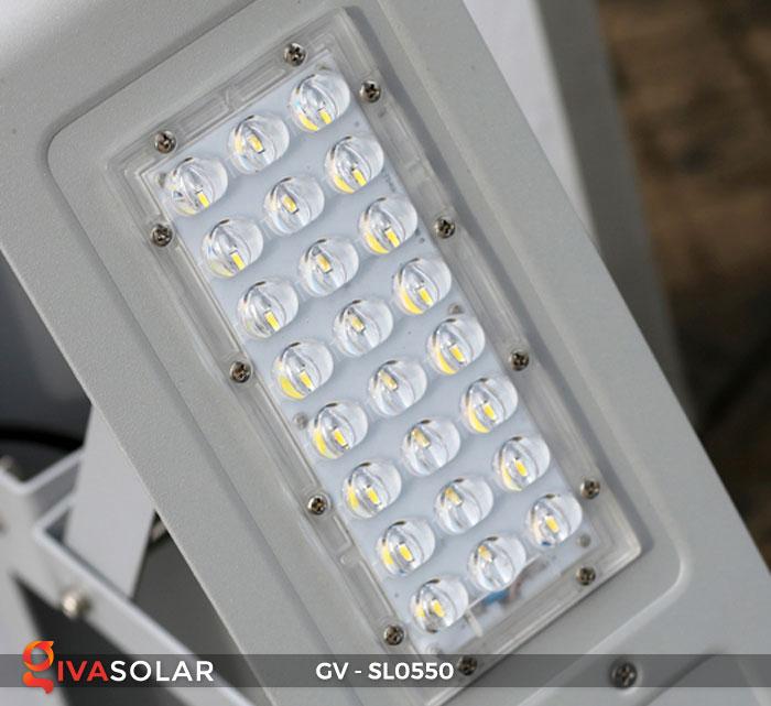 Đèn đường năng lượng mặt trời SL0550 18