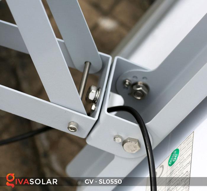Đèn đường năng lượng mặt trời SL0550 20