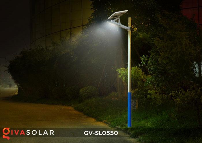 Đèn đường năng lượng mặt trời SL0550 3