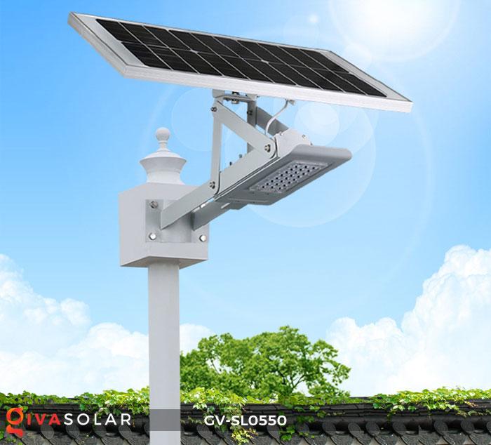 Đèn đường năng lượng mặt trời SL0550 5
