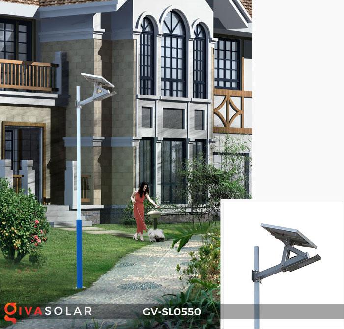 Đèn đường năng lượng mặt trời SL0550 7