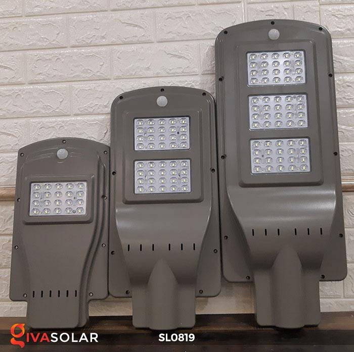 Đèn LED đường phố năng lượng mặt trời SL0819 1