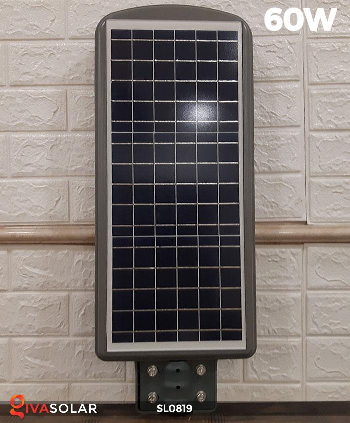 Đèn LED đường phố năng lượng mặt trời SL0819 12