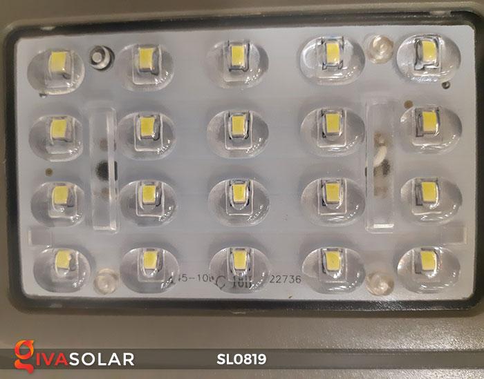 Đèn LED đường phố năng lượng mặt trời SL0819 15
