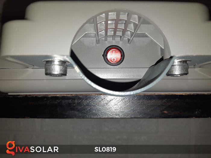 Đèn LED đường phố năng lượng mặt trời SL0819 16