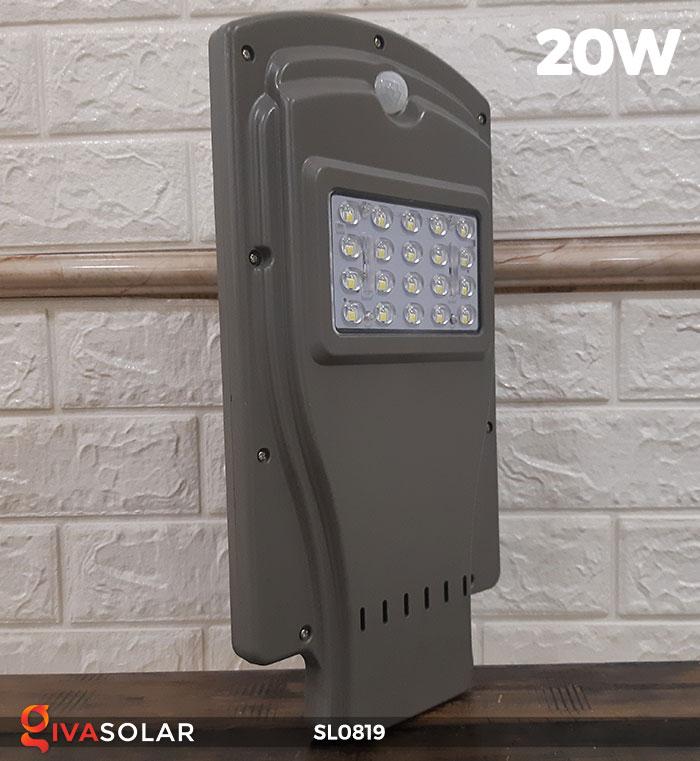 Đèn LED đường phố năng lượng mặt trời SL0819 3