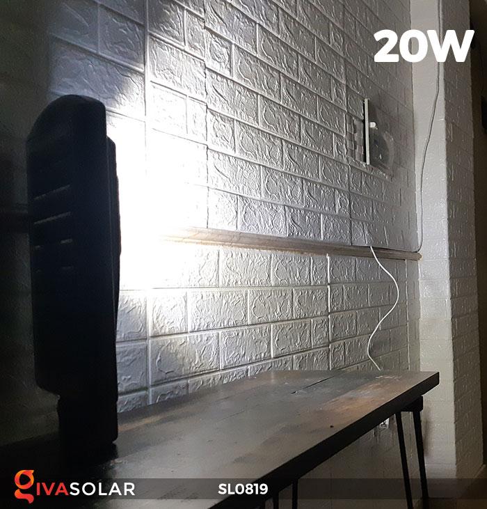 Đèn LED đường phố năng lượng mặt trời SL0819 5