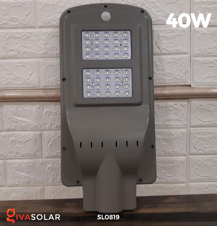 Đèn LED đường phố năng lượng mặt trời SL0819 6