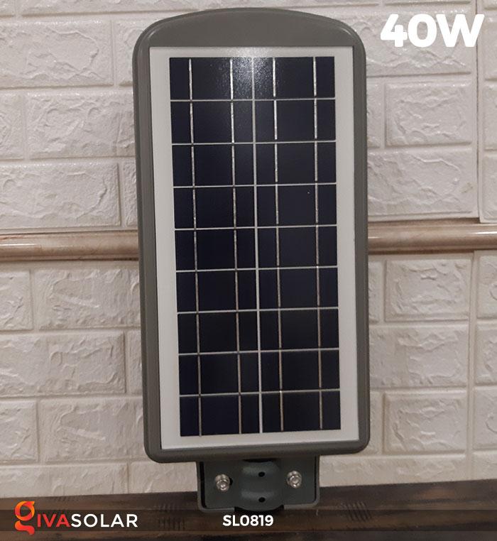 Đèn LED đường phố năng lượng mặt trời SL0819 8