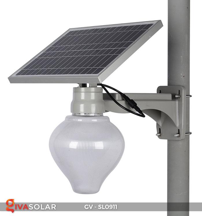 Đèn đường năng lượng mặt trời cao cấp SL0911 1
