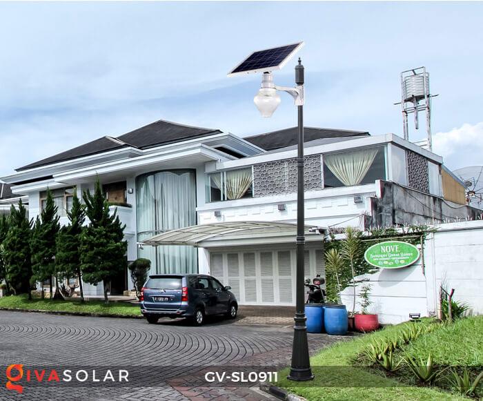 Đèn đường năng lượng mặt trời cao cấp SL0911 11