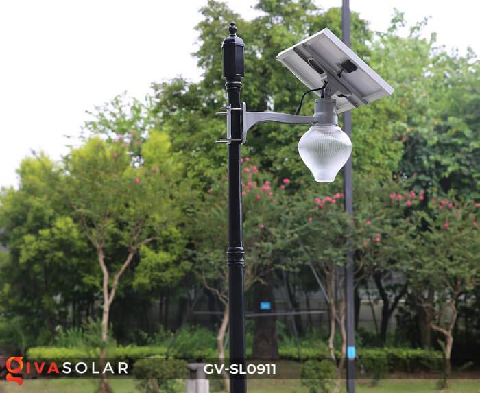 Đèn đường năng lượng mặt trời cao cấp SL0911 12