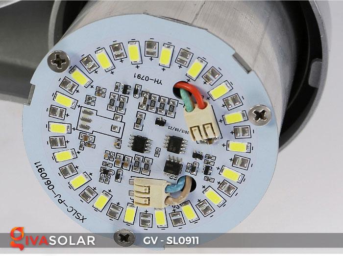 Đèn đường năng lượng mặt trời cao cấp SL0911 20