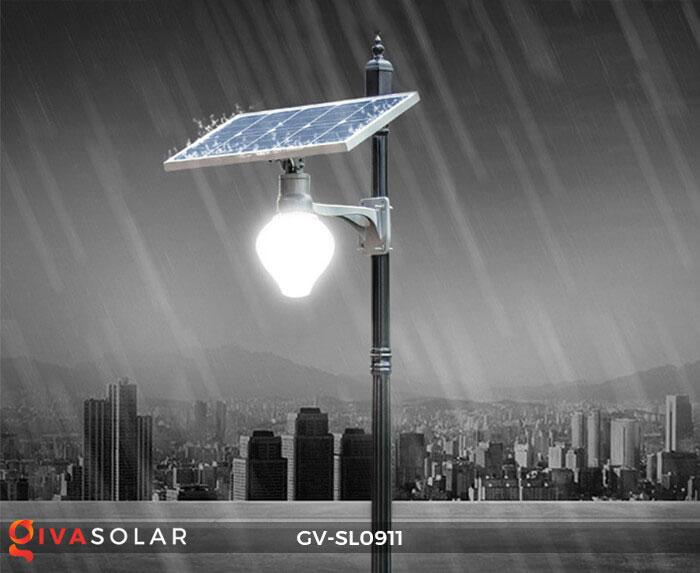 Đèn đường năng lượng mặt trời cao cấp SL0911 5