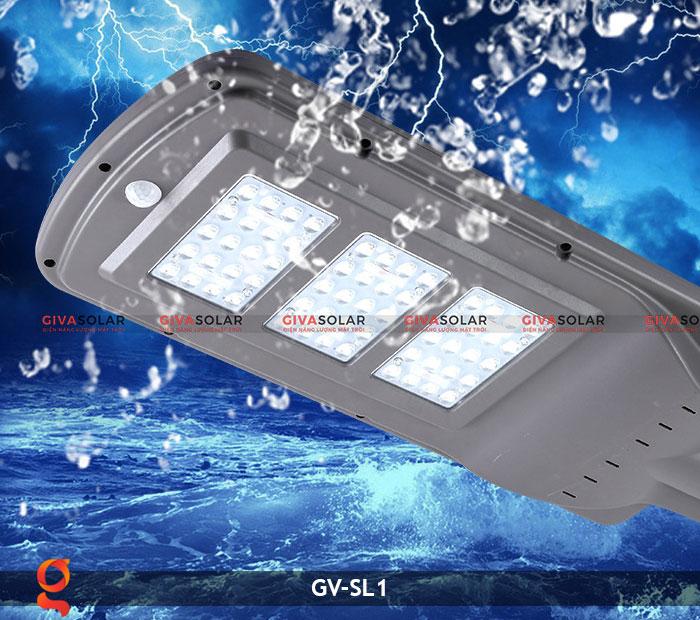 Đèn chiếu sáng đường năng lượng mặt trời SL1 11