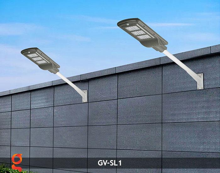 Đèn chiếu sáng đường năng lượng mặt trời SL1 15
