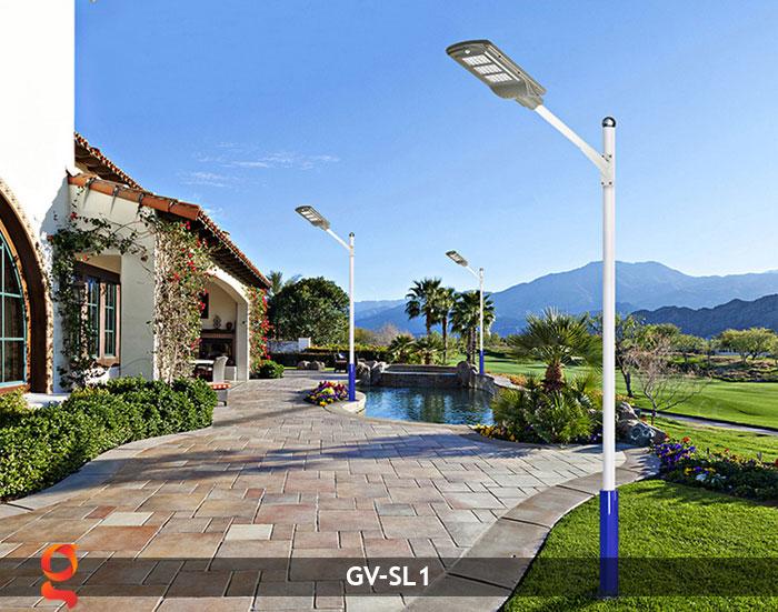 Đèn chiếu sáng đường năng lượng mặt trời SL1 16