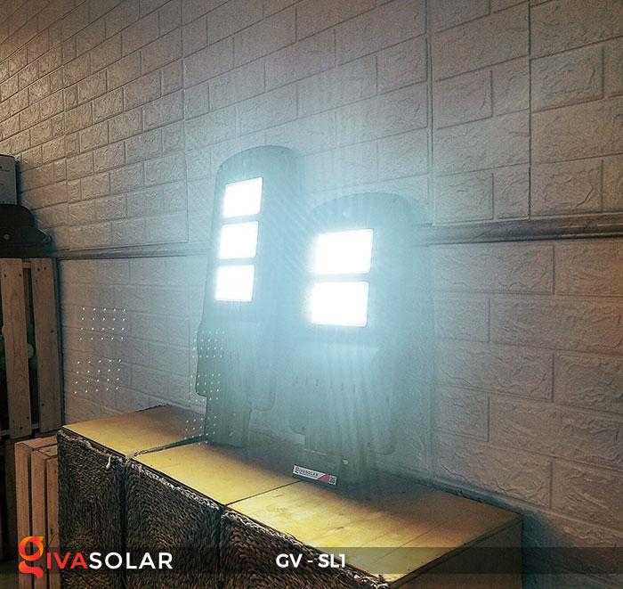 Đèn chiếu sáng đường năng lượng mặt trời SL1 3