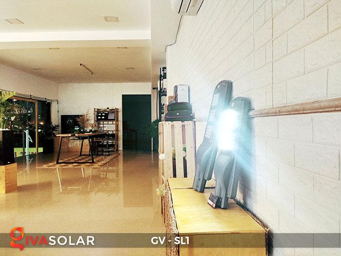 Đèn chiếu sáng đường năng lượng mặt trời SL1 4