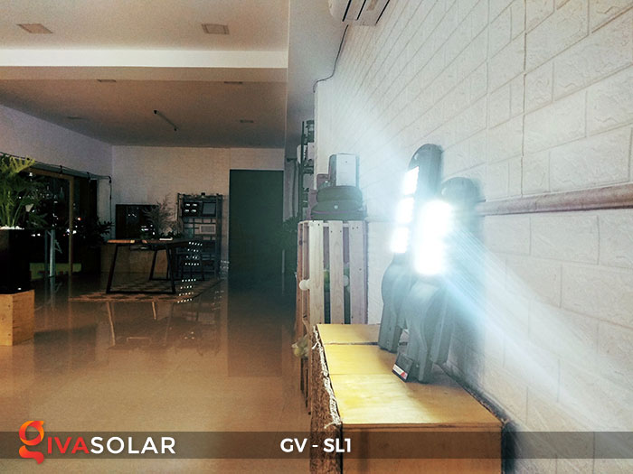 Đèn chiếu sáng đường năng lượng mặt trời SL1 5
