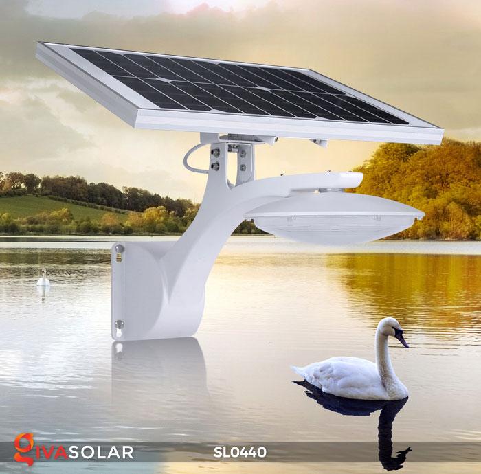 Đèn đường năng lượng mặt trời SL0440 1
