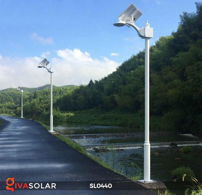 Đèn đường năng lượng mặt trời SL0440 11