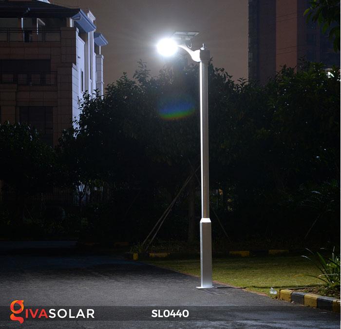Đèn đường năng lượng mặt trời SL0440 12