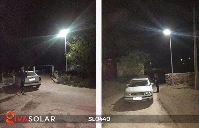 Đèn đường năng lượng mặt trời SL0440 13