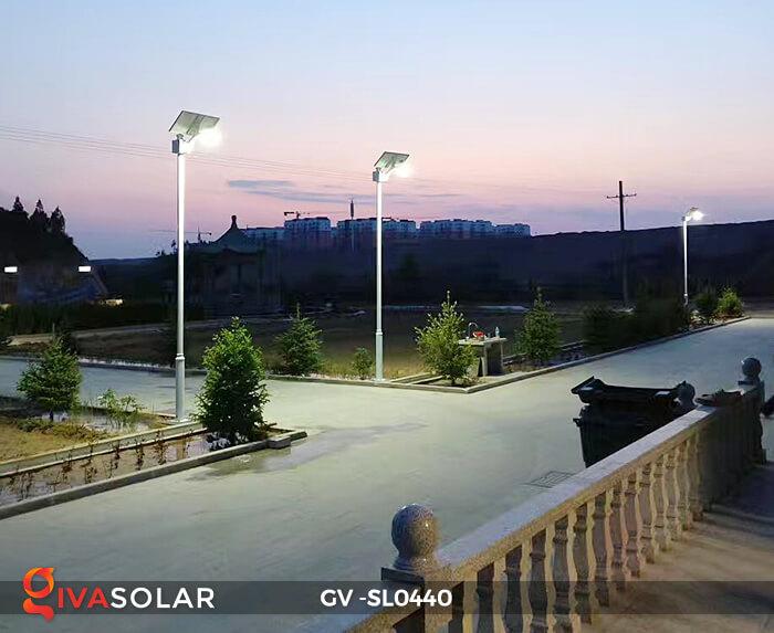 Đèn đường năng lượng mặt trời SL0440 15
