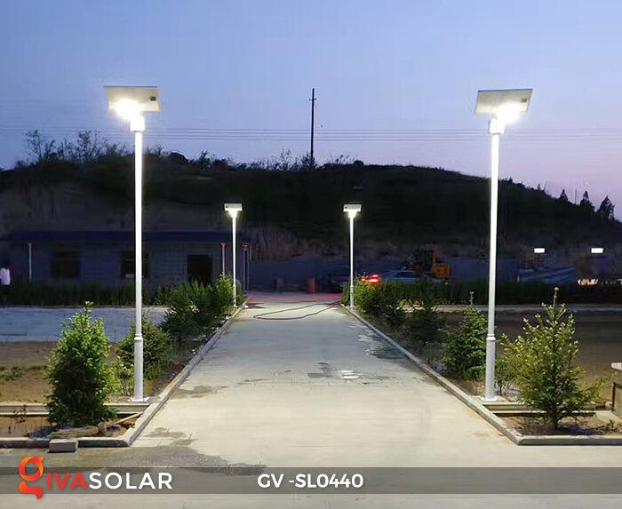 Đèn đường năng lượng mặt trời SL0440 16