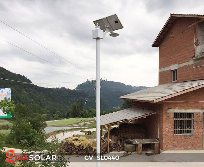 Đèn đường năng lượng mặt trời SL0440 18
