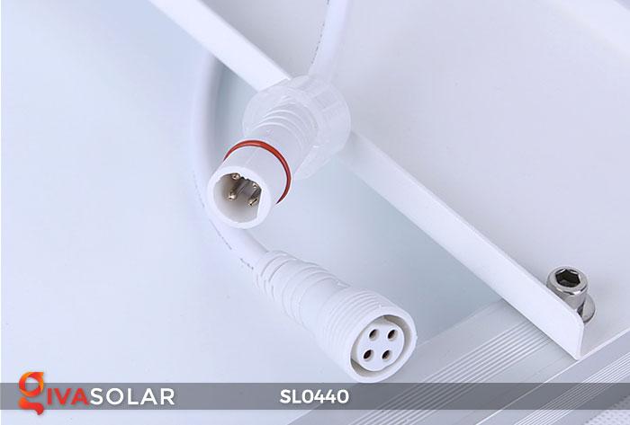 Đèn đường năng lượng mặt trời SL0440 5
