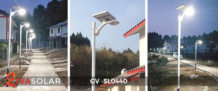 Đèn đường năng lượng mặt trời SL0440 7
