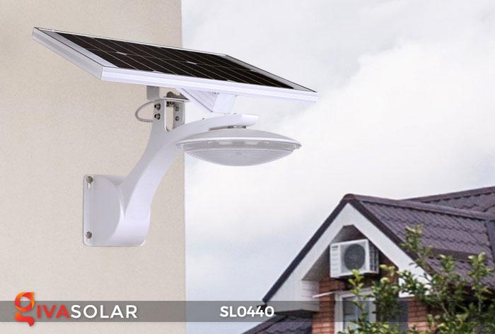 Đèn đường năng lượng mặt trời SL0440 8