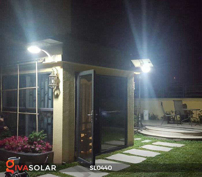 Đèn đường năng lượng mặt trời SL0440 9