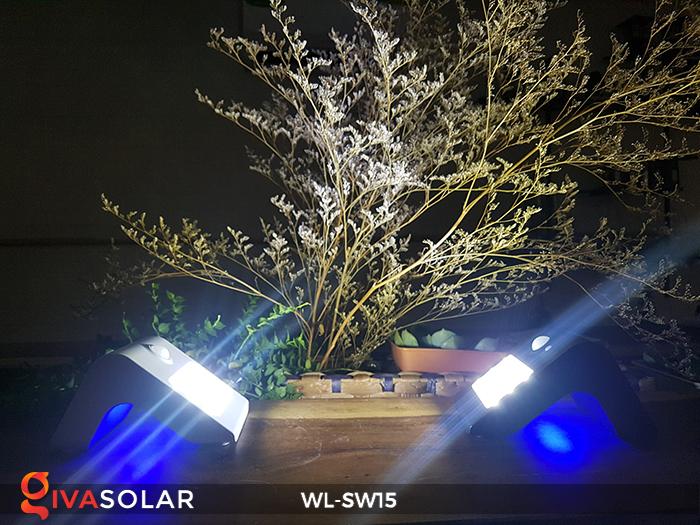 Đèn gắn tường sử dụng năng lượng mặt trời WL-SW15 11