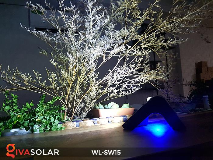 Đèn gắn tường sử dụng năng lượng mặt trời WL-SW15 13