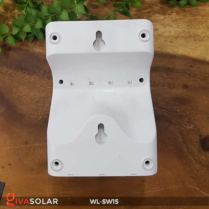 Đèn gắn tường sử dụng năng lượng mặt trời WL-SW15 6