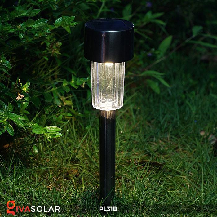 Đèn LED cắm đất sử dụng năng lượng mặt trời PL31B 2