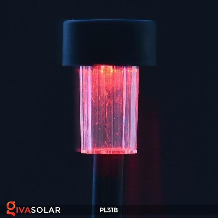 Đèn LED cắm đất sử dụng năng lượng mặt trời PL31B 3