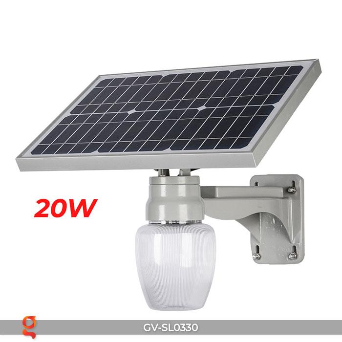 Đèn chiếu sáng đường năng lượng mặt trời SL0330 14