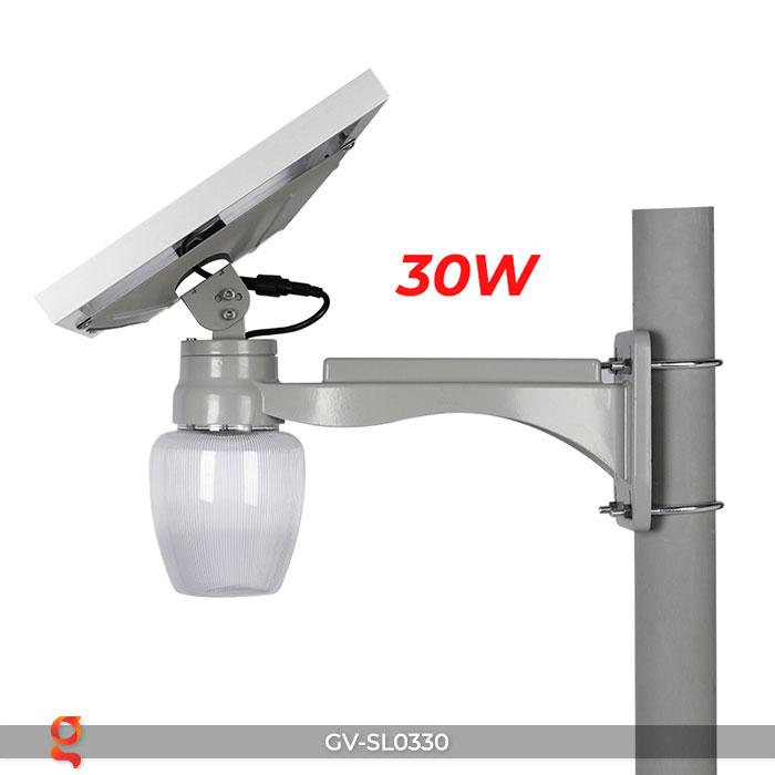 Đèn chiếu sáng đường năng lượng mặt trời SL0330 16