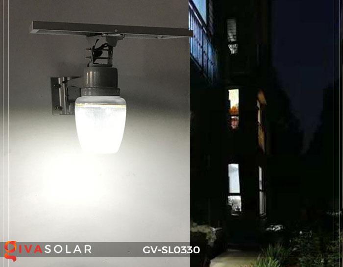 Đèn chiếu sáng đường năng lượng mặt trời SL0330 4