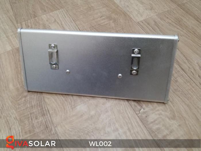 Đèn Led ốp tường năng lượng mặt trời WL002 10