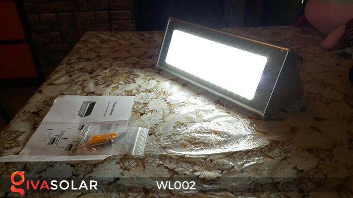 Đèn Led ốp tường năng lượng mặt trời WL002 11