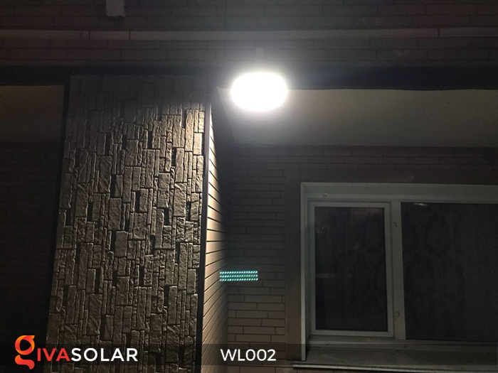 Đèn Led ốp tường năng lượng mặt trời WL002 14