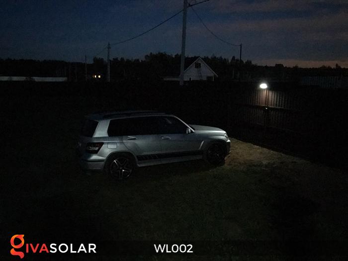 Đèn Led ốp tường năng lượng mặt trời WL002 15